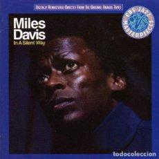 CDs de Música: MILES DAVIS - IN A SILENT WAY - CD. Lote 195491491