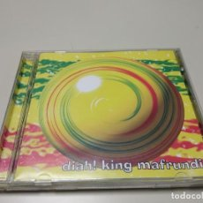 CDs de Música: 0220- DIAH! KING MAFRUNDI CD ( DISCO NUEVO) LIQUIDACIÓN !!. Lote 195491501