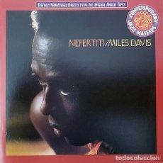 CDs de Música: MILES DAVIS - NEFERTITI - CD. Lote 195491741