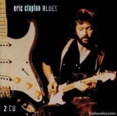CDs de Música: ERIC CLAPTON BLUES - 2XCD. Lote 195492945