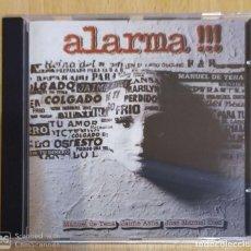 CDs de Música: ALARMA (ALARMA!!!) CD 1994 - MANOLO TENA. Lote 195494761