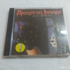 CDs de Música: CD METAL IBERICO/ANGELES DEL INFIERNO/JOVEN PARA MORIR.. Lote 195499642