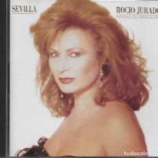 CDs de Música: ROCÍO JURADO - SEVILLA - CD. Lote 195501263