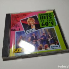 CDs de Música: CD - MUSICA - GREATEST HITS OF THE 60'S - VOL. 2. Lote 195501756