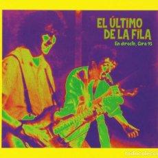 CDs de Música: EL ULTIMO DE LA FILA : EN DIRECTO GIRA 95 ( 2 CDS ) NUEVO Y PRECINTADO. Lote 195509750