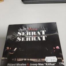 CDs de Música: LAS CANCIONES DE SERRAT SIN SERRAT. PRECINTADO NUEVO. Lote 195515178
