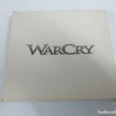 CDs de Música: CD + DVD METAL IBERICO/WARCRY/DONDE ESTA LA LUZ ?.. Lote 244474390