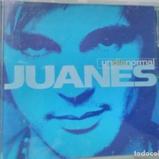 CDs de Música: JUANES UN DIA NORMAL. Lote 195529382
