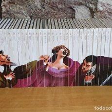 CDs de Música: COL. COMPLETA - LOS CLÁSICOS DE LA ÓPERA, 400 AÑOS - 36 TOMOS LIBRO/CD. Lote 195537375