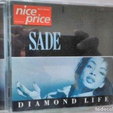 CDs de Música: SADE DIAMOND LIFE. Lote 195541130