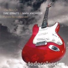 CDs de Música: DIRE STRAITS & MARK KNOPFLER - PRIVATE INVESTIGATIONS - THE BEST OF (CD, COMP) LABEL:MERCURY CAT#: . Lote 195550706