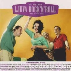 CDs de Música: VARIOUS - LJUVA ROCK 'N' ROLL VOL 2 1955-1963 - LET'S HAVE A PARTY (2XCD, COMP) LABEL:SONY BMG MUSI. Lote 195550836