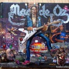 CDs de Música: MAGO DE OZ - GAIA II: LA VOZ DORMIDA - CD DOBLE DIGIBOOK - FIRMADO POR EL GRUPO SOLO CD 2. Lote 195627496