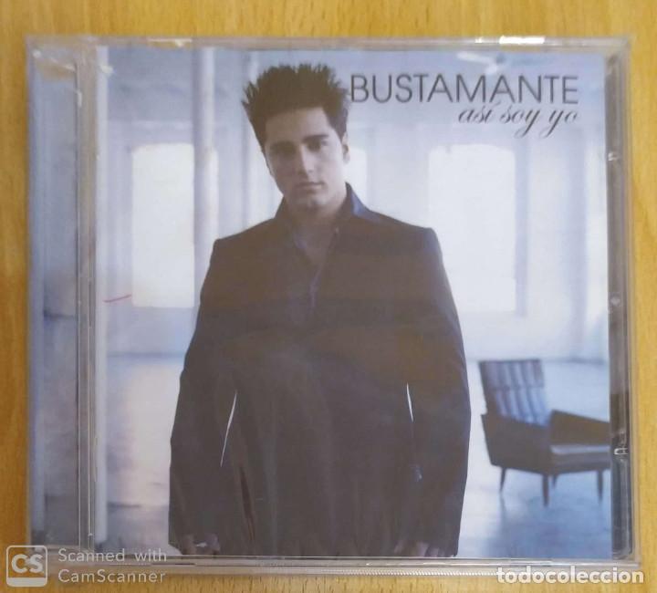 DAVID BUSTAMANTE (ASI SOY YO) CD 2003 * PRECINTADO (Música - CD's Pop)