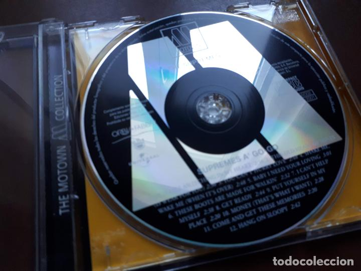 CDs de Música: The Supremes - A Go-Go - The Motown Collection - Foto 3 - 195655755