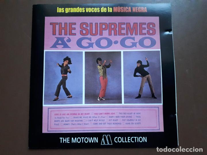 CDs de Música: The Supremes - A Go-Go - The Motown Collection - Foto 2 - 195655755