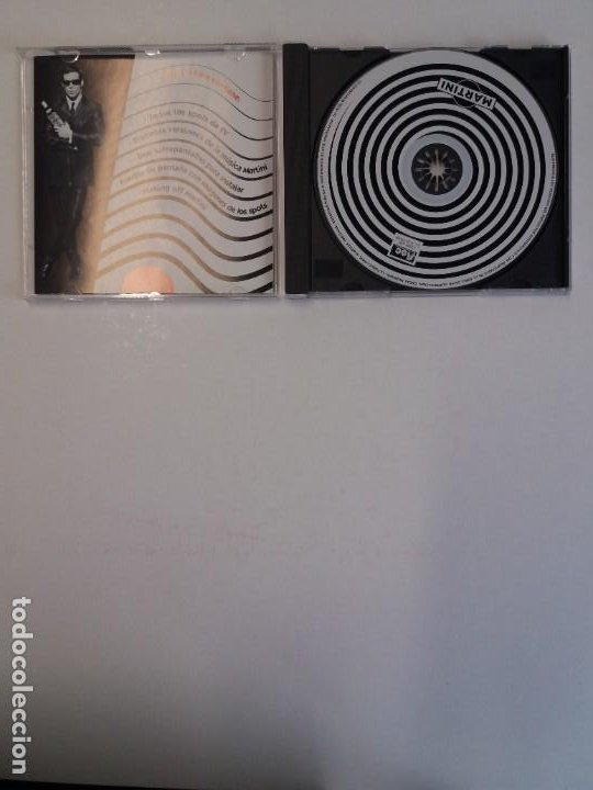 CDs de Música: CD ROM MARTINI NUEVO - Foto 2 - 195672032