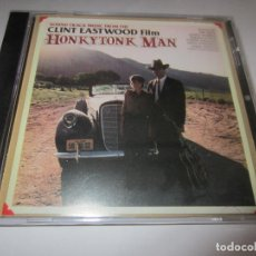 CDs de Música: HONKYTONK MAN - SOUND TRACK MUSIC FROM THE CLINT EASTWOOD FILM 1982/2013 USA CD. Lote 195733790