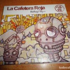 CDs de Música: LA CAFETERA ROJA REFUGI TAPE CD ALBUM DIGIPACK DEL AÑO 2013 CONTIENE 11 TEMAS INDIE POP CATALAN RARO. Lote 195770507