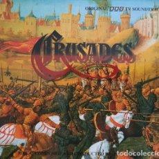 CDs de Música: CRUSADES / JOSÉ NIETO CD BSO. Lote 238521390