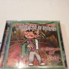 CDs de Música: G-6 CD MUSICA CARNAVAL DE CADIZ CHIRIGOTA LOS Q QUE NO SE ENTERAN. Lote 195909850