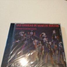 CD de Música: G-CADIZ1 CD MUSICA CARNAVAL DE CADIZ LAS LOCURAS DE MARTIN BURTON COMPARSA NUEVO ANTONIO MARTIN. Lote 195910273