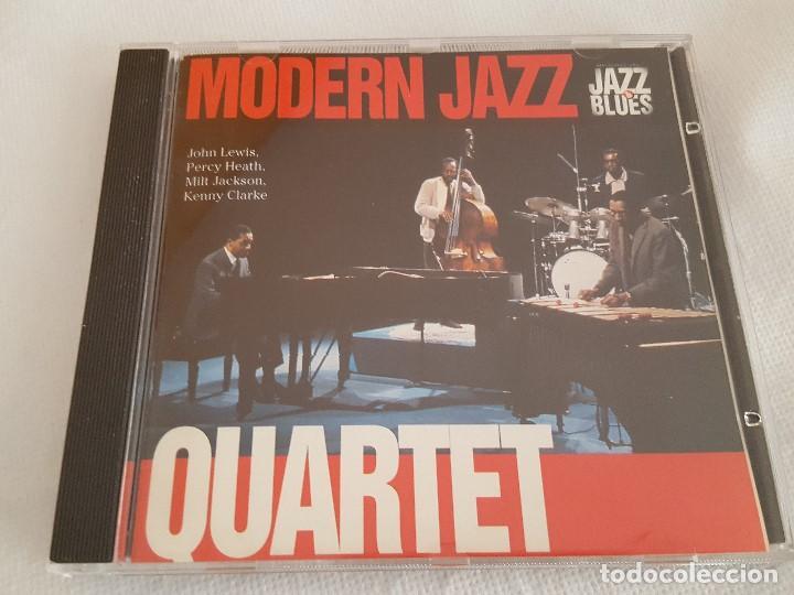CD / JAZZ & BLUES Nº 14 MODERN JAZZ QUARTET, NUEVO (Música - CD's Jazz, Blues, Soul y Gospel)