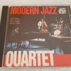 CDs de Música: CD / JAZZ & BLUES Nº 14 MODERN JAZZ QUARTET, NUEVO. Lote 195991495