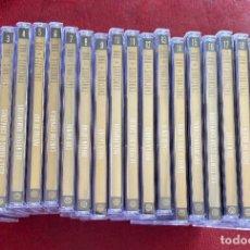 CDs de Música: LOTE DE 20 CDS COLECCIÓN COMPLETA DE ANTOLOGIA AUDIOVISUAL DE LA MUSICA MODERNA COMO NUEVA. Lote 196014410