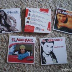 CDs de Música: 4 CD´S EL ARREBATO. . Lote 196049635
