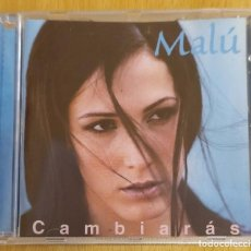 CDs de Música: MALU (CAMBIARAS) CD 1999. Lote 196121150