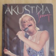 CDs de Música: SORAYA (AKUSTIKA) 2 CD'S + DVD 2016 - AURYN, KATE RYAN, VEGA, ANTONIO ROMERO... * PRECINTADO. Lote 196123083