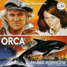 CDs de Música: ORCA / ENNIO MORRICONE CD BSO. Lote 249252205