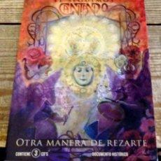 CDs de Música: TE SEGUIMOS CANTANDO, OTRA MANERA DE REZARTE, 3 CDS, ANIVERSARIO CORONACION VIRGEN DEL ROCIO. Lote 196158008