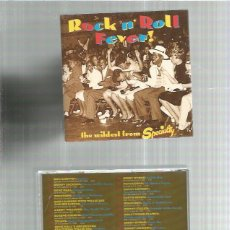 CDs de Música: ROCK ROLL FEVER. Lote 196158796