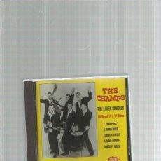 CDs de Música: CHAMPS LATER SINGLES. Lote 196160077