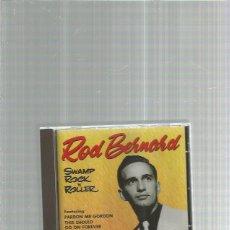 CDs de Música: ROD BERNARD SWAMP ROCK. Lote 196161532