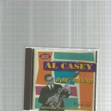 CDs de Música: AL CASEY JIVIN AROUND. Lote 196162317