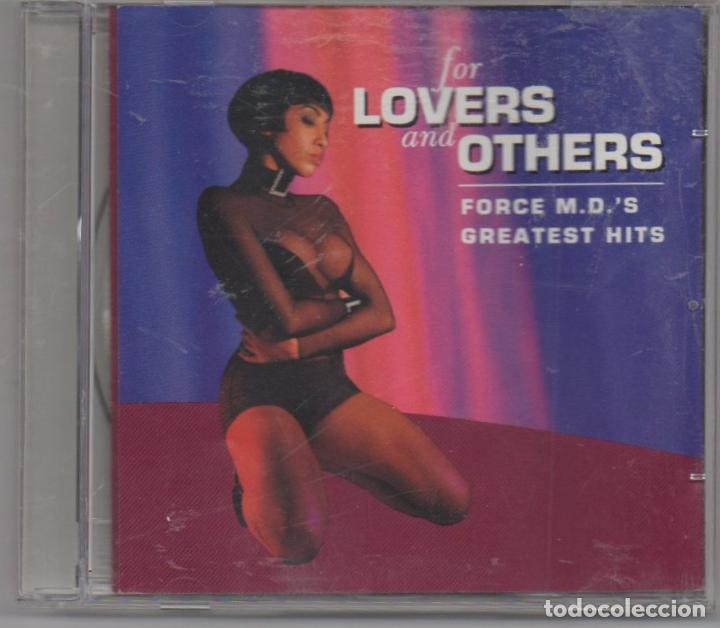 FOR LOVERS AND OTHERS - FORCE M.K. S GREATEST HITS / CD ALBUM 1992 / MUY BUEN ESTADO RF-5124 segunda mano