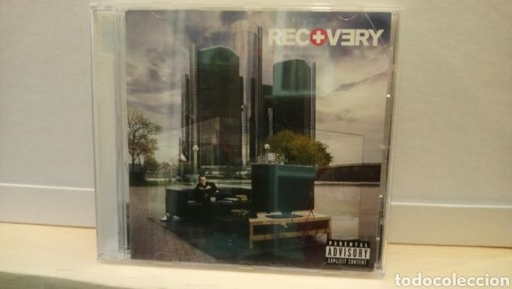 EMINEM?–RECOVERY . CD PERFECTO ESTADO (Música - CD's Hip hop)