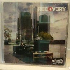CDs de Música: EMINEM–RECOVERY . CD PERFECTO ESTADO.. Lote 196251650