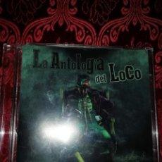 CDs de Música: CARNAVAL DE CÁDIZ CD LA ANTOLOGÍA DEL LOCO DE JUAN CARLOS ARAGON. Lote 196261736