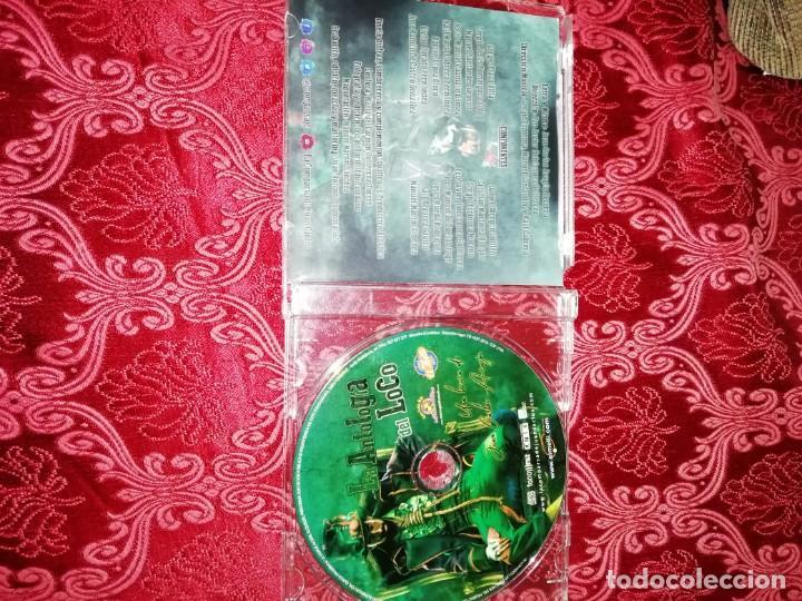 CDs de Música: Carnaval de Cádiz CD la antología del loco de juan carlos aragon - Foto 2 - 196261736