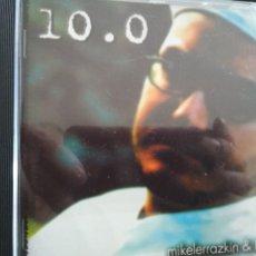 CDs de Música: MIKEL ERRAZKIN & HF 10.0 CD. Lote 196270823