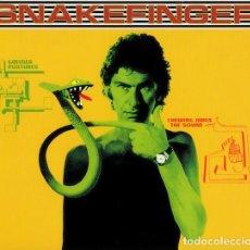 CDs de Música: SNAKEFINGER - CHEWING HIDES THE SOUND / GREENER POSTURES - 2XCD DIGIPACK. Lote 196286056