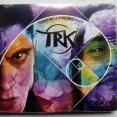 CDs de Música: TÍTERES DE LA RIMA KALLEJERA. CICLOS. CD TRK. ESPAÑA 2016. MURCIA. YUYI. GALLO DE MÉXICO. PRECINTADO. Lote 196294248