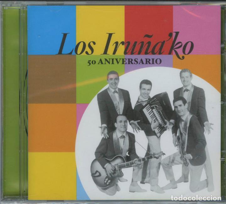 LOS IRUÑA KO / 50 ANIVERSARIO / 2006 ZAFIRO ESPAÑA ¡¡¡PRECINTADO!!! (Música - CD's Otros Estilos)