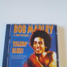 CDs de Música: BOB MARLEY & THE WAILERS TALKIN' BLUES ( 1991 ISLAND ) EXCELENTE ESTADO. Lote 196332480