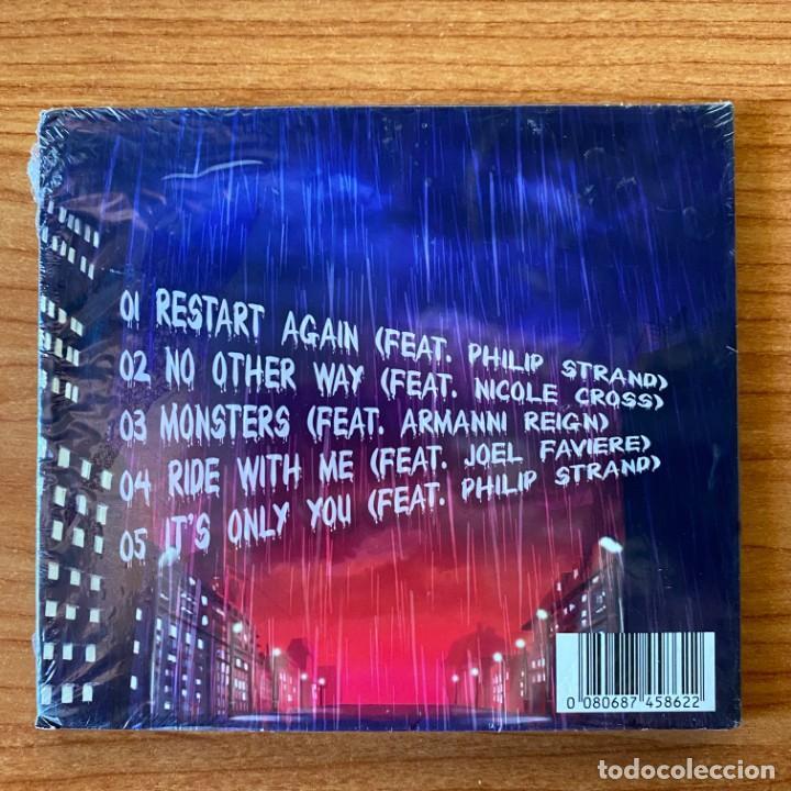 CDs de Música: Skullclub // Monsters EP // Precintado - Foto 2 - 196348658