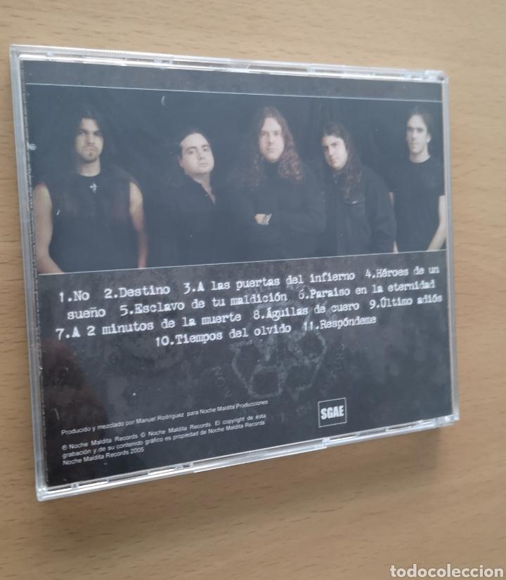 CDs de Música: SPHINX - PARAISO EN LA ETERNIDAD - Foto 2 - 196370223